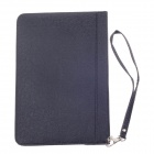 "Bolsa de couro G-COVER PU para Ipad MINI / Samsung Galaxy Tab P3100 7 ""Table PC - Preto"