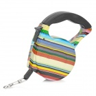 Outdoor Auto Retractable Leash for Pet Dog / Cat - Multicolored
