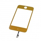 Replacement Glass Touch Screen Digitizer for iPod Touch 4 - Golden