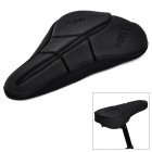 Bike Bicycle Seat Pad Saddle Cushion Cover - Black
