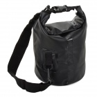 Outdoor Sports Drifting Waterproof Dry Bag - Black (5L)
