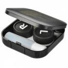 A015 Contact Lenses Case - Black