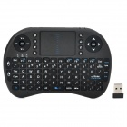 Multi-Funktions-Wireless 2.4GHz 92-Key Mini Keyboard w / Touch-Pad für Xbox 360 / PS3 / Laptop / TV