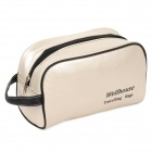 Wellhouse WH00311 Travelling Toiletry Bag - Beige