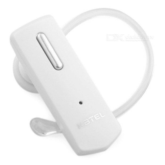 KBTEL T2 Music & Business Bluetooth V2.1 + EDR Headset - White