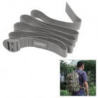 Free Soldier Outdoor Emergency Strapping / Knapsack Belt / Strap - Grey