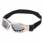 Buy SW3072 Outdoor Tactic Sports / Exercise Protective Goggles - Earthy