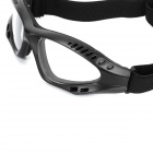 SW3069 Outdoor Tactic Sports / Exercise Protective Goggles - Black