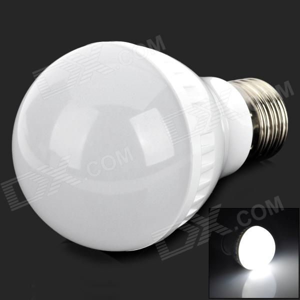 JZ-E27-5W-W E27 5W 300lm 6400K 16-2835 SMD LED White Light Bulb - White (220~240V)