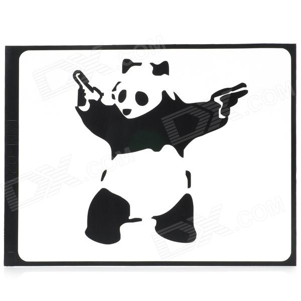 PAG Panda Style Decoration Sticker for Macbook 11