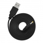 USB Charging Cable for XBox 360 Controller - Black (110 CM)