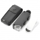 100X LED Digital Microscope Lens Case for Cellphone / Tablet - Black