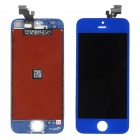 Replacement Touch Screen Digitizer LCD w/ Tools Kit for GMS Iphone 5 - Blue + Black