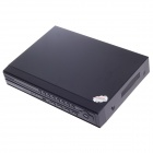 8204V H.264 4-Channel Network HD Digital Video Recorder w/ Wired Mouse - Black