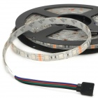 ZX-Y Waterproof 72W 4000lm 300-5050 SMD LED RGB Light Flexible Strip Lamp w/ Remote Controller (5m)