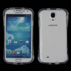 Newtop Protective Soft TPU Back Cover Case for Samsung Galaxy S4 / i9500 - Transparent