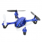 JINXINGDA JD-385 Mini 2.4GHz 6-Axis 4-CH Flying Saucer Aircraft w/ Gyro