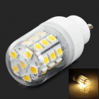 UltraFire GU10 2W 150lm 3200K 30-5050 SMD LED Warm White Light Lamp - White