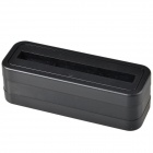 TEMEI  Battery Charger Docking for LG F240 - Black