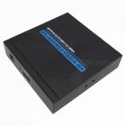 HDMI to AV NTSC / PAL HD Video Audio Converter - Black + White