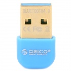 ORICO BTA-403-BL Mini Bluetooth V4.0 Chipset CSR8510 USB 2.0 Receiver - Blau