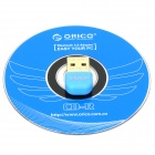 ORICO BTA-403-BL Mini CSR8510 Chipset Bluetooth V4.0 USB 2.0 Receiver - Blue