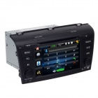 "HF7638G 7"" Touch Screen Car DVD Player w/ GPS /Bluetooth / FM for Mazda - Black"