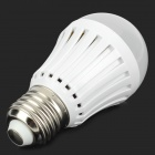 Pachia BJ-3W-01-NBG E27 2.5W 120lm 3500K 10-2835 SMD LED Warm White Bulb - White (Rated Voltage)