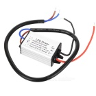 BX-DY10W Waterproof 10W 3S3P LED Driver - Black + Silver (DC 12~24V)