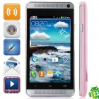 "J One mini Android 2.3.6 GSM Bar Phone w/ 4.0"", Quad-Band, FM and Wi-Fi - Pink"