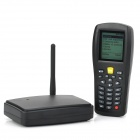 "780 2.4"" LCD Barcode Data Collection Terminal Handheld Scanner - Black"