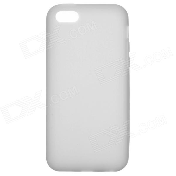 все цены на Stylish Protective Silicone Back Case for Iphone 5C - Grey онлайн