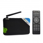 iTaSee IT918-MX двухъядерных Android 4.2 Mini PC Google TV Player W / 1GB RAM / ROM 8GB / RJ45 - Черный