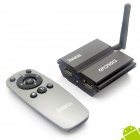 Jesurun Q7 Quad-Core Android 4.1.1 Google TV Player w/ 2GB RAM, 8GB ROM, IPTV - Black (EU Plug)