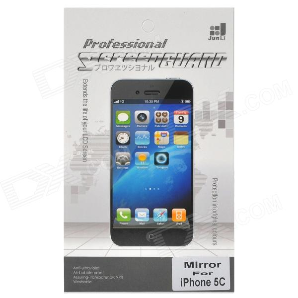 Protective Mirror Screen Protector Guard Film for Iphone 5C