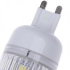 ZY-0908 G9 4W 360LM 6500K 24-SMD 5050 Cool White Light Lamp Bulb