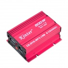 Kinter MA-150 MA-150 12V 50W Car Amplifiers - Red