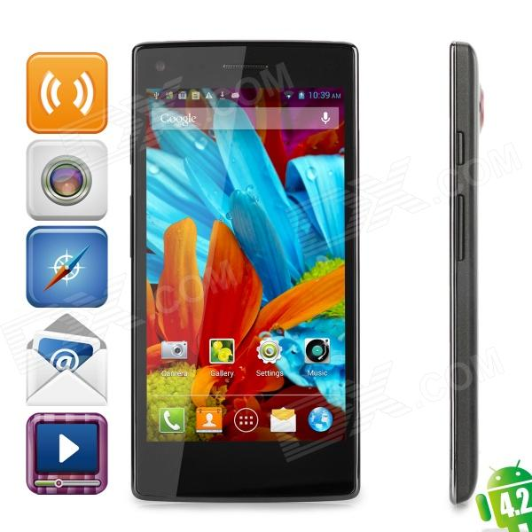 ThL W11 Quad-Core Android 4.2 WCDMA Bar Phone w/ 5″ Screen, Dual 13MP Cameras, ROM 32GB and RAM 2GB