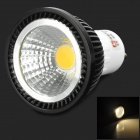 Lexing LX-COB-001 GU10 3W 220lm 3500K COB LED Warm White Spotlight (110-240V)