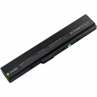 B-TWO Battery for ASUS X8C X67 X5I X52 X42 P62 P82 PRO5I PR067 PR08C P42 P52 A32-K52