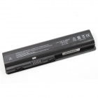 ESER--HPP DV4 5200mAh High-capacity Durable Battery for HP Laptop - Black