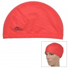 Sinca SP-001-Red Polyurethane Swimming Cap - Red