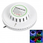 Sonnenblume 48-LED RGB-Licht 8W Voice-Activated / Auto Rotating Party Stage
