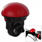 HH-08 Loud Electronic Bike Bell Set - Red + Black (2 x LR1)