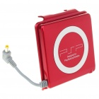 2400mAh External Battery Pack for PSP 2000/Slim/3000 (Red)