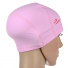 Sinca SP-001-Pink Polyurethane Swimming Cap - Pink