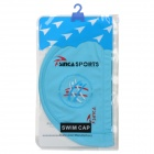 Sinca SP-001-Blue Polyurethane Swimming Cap - Blue
