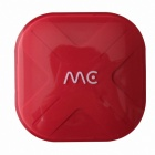 LEQIN Shell Portable Mini Speaker - Red