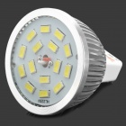 Lexing G5.3 MR16 6W 450lm 15-5630 SMD LED White Light Spotlight (12V)
