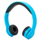 iLeAD IX-3011 Sports Stereo Bluetooth V3.0 Headset w/ Mic - Blue + Black